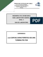 C224 Curvas Característica de Una Turbina Pelton