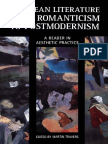 34293792 European Literature From Romanticism to Postmodernism (1)
