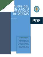 Analisis de Volumen, Costo y Utilidad