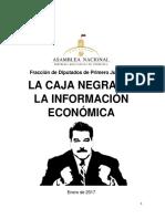 Caja Negra de La Economía Venezolana