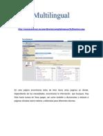 Paginas Sugeridas Multilingual