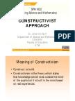 7. Construcitivist Needham