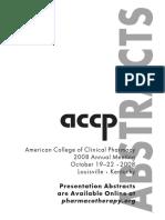2008 Annual