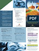 Patient Information Leaflet Management of Cancer Pain