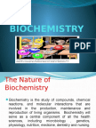 Biochemistry Introduction