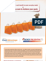 ICICI Pru Cash Advantage