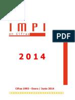 Impi en Cifras Ene Jun 2014