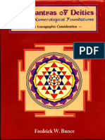 The Yantras of Deities and Their Numerological Foundations - An Iconographic Consideration - Fredrick w. Bunce