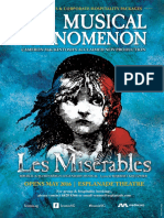 Les Miserables Booklet