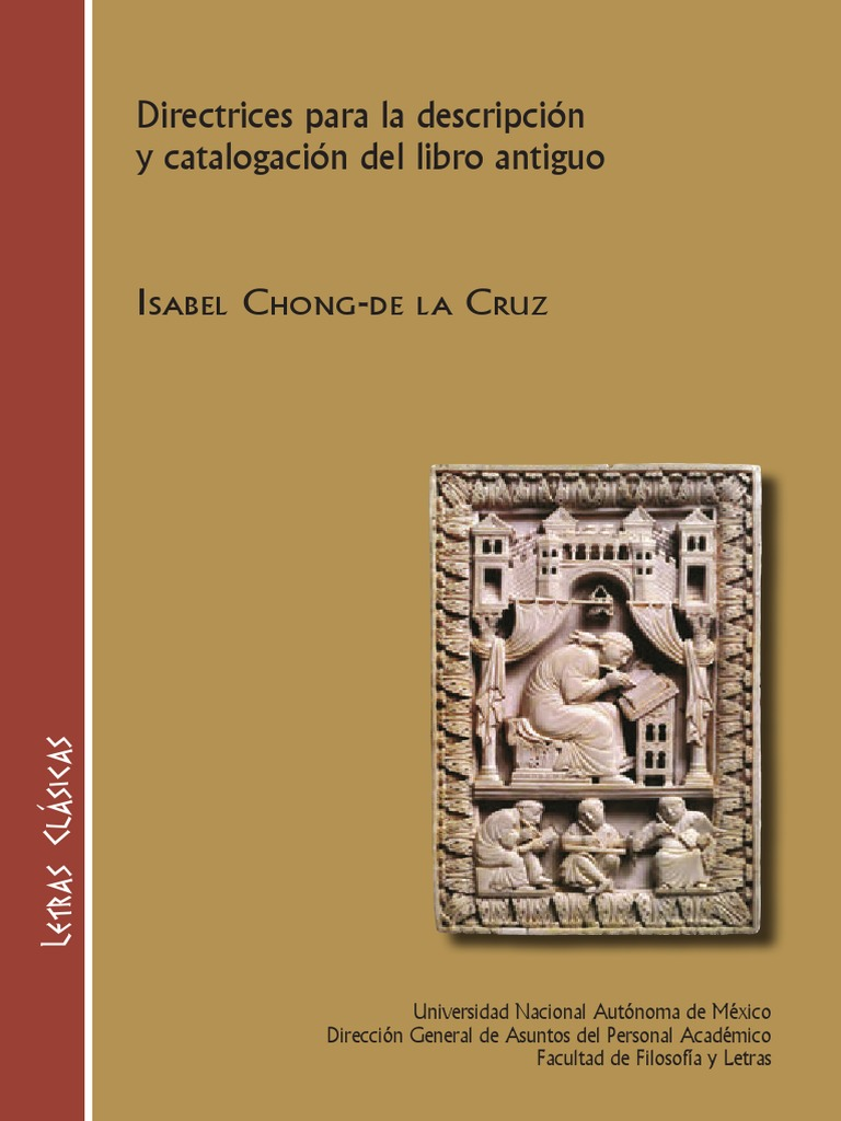 Directrices Libro Ant 2015