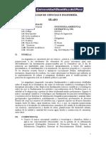 2016-II Syllabus Geomatica&SIG B18 Ing Civil Jose Sanjurjo