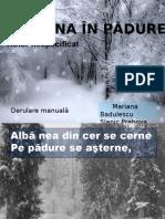 IARNA ÎN PĂDURE.ppsx