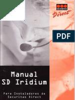 Manual Alarma Seguridad Inalambrica Iridium de Securitas Direct