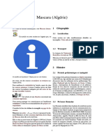 Mascara (Algérie) Wiki