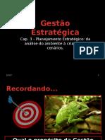 Gestão Estratégica - Administração - t7 e7