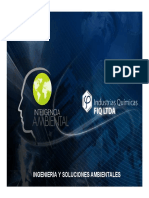Brochure Fichas Técnicas Equipos