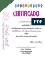 8 certificados