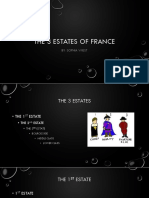 the 3 estates of france presentation pdf