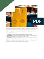 La Nueva gramática se plantea como objetivos describir las construcciones gramaticales propias del español general.docx