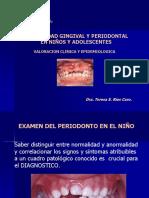 ENFERMEDAD  GINGIVAL Y PERIODONTAL EN NIÑOS Y ADOLECENTES-II.pdf