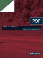 Brochure BR Obras de Contención SP Jun08