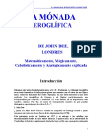 La Mónada Jeroglfica - John Dee.doc