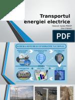 Transportul energiei electrice