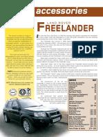 Freelander Accessories