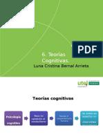 Open Class_Teorías Cognitivas_Semana 6