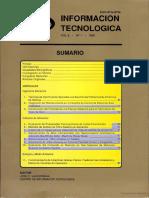 Informacion Tegnologica