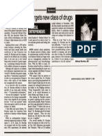 Michael L Riordan, the Founder of Gilead Sciences, Interviewed by American Medical News, 1989