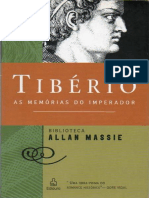 Tiberio - Allan Massie
