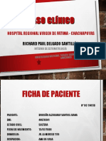 Caso clinico Operatoria