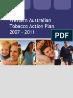 Australian Tobacco Action Plan 2007 - 2011