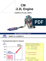 CPF (Catalyzed Particulate Filter)