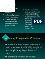 Review of Compaction Principles