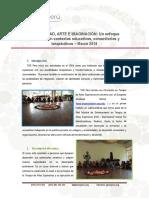 Informacion CursoCreatividad MARZO2016