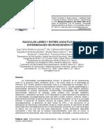Articulo - Radicales Libres y Estres Oxidativo en Las Enfermedades Neurodegenerativas