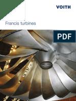 t3369 Francis Turbine Screen