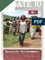 Patenupdate Ruanda Juli 2010