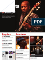 Bass Guitar Magazine Issue 56 Contents