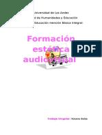 Formacion Audiovisual