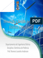 Aula 01a - Introdução e Revisão de Circuitos Elétricos e Magnéticos (2015.2)