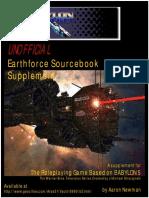 Babylon Project Sourcebook