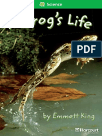 Science- A Frog's Life