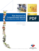 Plan Nacional Apicola