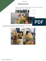 Cachaça Com Fruta