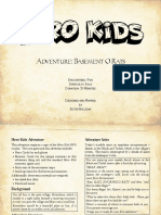 Hero Kids - Adventure - Basement O Rats