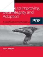 A Guide to Improving Data Integrity and Adoption