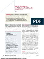 Antivirales en Paralisis de Bell